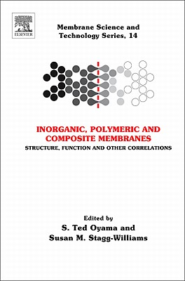 Inorganic, Polymeric and Composite Membranes By Oyama, S. Ted (EDT)/ Stagg-williams, Susan M (EDT)
